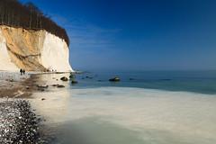 Kreidefluss (Petra Runge) Tags: landschaft rügen kreideküste jasmund nationalpark küste steilküste meer ostsee landscape balticsea sea coast beach