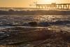FostographyMedia (88) (Fostography Media) Tags: bay catherinehillbay jetty landmark landscape ocean rocks sand stars water milkyway pier sunrise waves newsouthwales australia au
