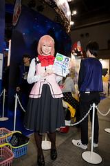 NGC Universal -Anime Japan 2018 (Ariake, Tokyo, Japan) (t-mizo) Tags: sigma2435mmf2dghsmart sigma sigma2435f2 sigma24352 sigma2435mm sigma2435mmf2 sigma2435mmf2dg sigma2435mmf2dgart sigma2435mmf2art art canon canon5d canon5d4 5dmarkiv 5dmark4 eos5dmarkiv eos5dmark4 eos5d4 5d4 lr lrclassic lightroomclassic lightroom lrcc lightroomcc 日本 japan cosplay コスプレ レイヤー cosplayer コスプレイヤー person ポートレート portrait girl girls キャンペーンガール キャンギャル campaigngirl women showgirl woman コンパニオン companion boothgirls tokyo 東京 有明 ariake 東京ビッグサイト ビッグサイト bigsight 国際展示場 東京国際展示場 tokyobigsight 江東区 animejapan animejapan2018 アニメジャパン アニメジャパン2018