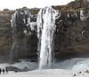 Seljalandsfoss (José M. Arboleda) Tags: paisaje waterfall seljalandsfoss cascada catarata rio seljalandsá agua nieve hielo roca islandia canon eos 5d markiv ef1635mmf4lisusm jose arboleda josémarboledac