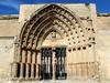 Lleida (german_geo89) Tags: cathedral gate apostles catedral puerta medieval ancient lleida cataluña catalunya catalonia spain lérida