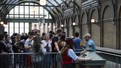 Arrival of the Hogwarts Express (BuccaneerBoy) Tags: florida universalstudios hogwarts harrypotter orlando fun family train themepark hogwartsexpress kingscrossstation london fantasy wizardingworld wizards