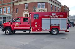 Fort Macleod and District Rescue Truck (Bracus Triticum) Tags: fort macleod district rescue truck アルバータ州 alberta canada カナダ 11月 十一月 霜月 jūichigatsu shimotsuki frostmonth autumn fall 平成29年 2017 november