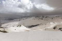 Pas de la Casa desde Pic Maiá, Andorra (kike.matas) Tags: canon canoneos6d canonef1635f28liiusm kikematas pasdelacasa encamp picmaiá andorra andorre principatdandorra pirineos paisaje nieve nature nubes senderismo raquetas lightroom6 андорра