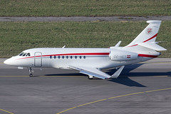 IFFD GmbH Dassault Falcon 2000LX OE-HEY (c/n 260) (Manfred Saitz) Tags: vienna airport schwechat vie loww flughafen wien iffd gmbh dassault falcon 2000 f2th oehey oereg