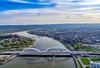Novosadski mostovi panorama (AleksandarM021) Tags: novisad vojvodina serbia rs srbija zezelj zezeljevmost most mostovi novosadski bela ladja dunav danube danuberiver bridge new