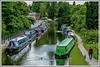 Bridgewater Canal - Lymm (ro-co (Back soon )) Tags: panasonic canals lymm bridgewatercanal borders barges