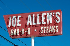 Joe Allen's (dangr.dave) Tags: abilene architecture downtown historic taylorcounty texas tx joeallens barbq steaks barbecue bbq neon neonsign