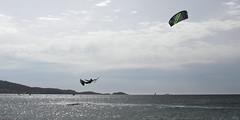 Unhooked (waielbi) Tags: kite kiteboarding kitesurf kitesurfing kitesurfer kitebeach kiteboarder kiteloop kitespot flysurf flysurfer almanarre hyères contest bigair