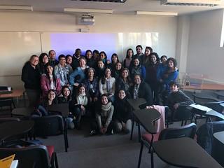 Pensando la inmigración en Chile, U. de Valparaíso, abril 2018