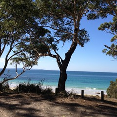 Washerwoman Beach along the coast a little from Bendalong Point (spelio) Tags: