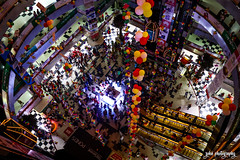1425 Ways of Celebration (shamahzoha) Tags: celebration lights decorations colors balloons kites mall people gathering mass city urban citylife busy buzzing night nightlife newyear evening bangladesh beautiful beautifulbangladesh vibrant colorful heritage culture tradition dhaka naturallights streetphotography life lifestyle
