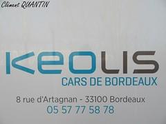 """Logo """"Keolis - Cars de Bordeaux"""" (Clément Quantin) Tags: car autocar bus autobus urbain interurbain tourisme ligne scolaire keolis groupe groupekeolis cars de bordeaux carsdebordeaux"""
