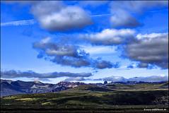 Skaftafell National Park Iceland (Stefan Bock) Tags: skaftafell nationalpark iceland skaftafellnationalpark skaftafellnationalparkicelan island nature natur landscape clouds sky wolken himmel bluesky mountains glacier gletscher outdoor travel reise skaftafellnationalparkiceland