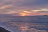 Sunrise (Mivr) Tags: spain sea sunrise morning sun beach malgrat de mar ship