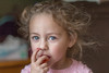 Girl Sneaking a Treat (7hpphotography) Tags: eyes portrait amazing portait girl eating steal cookie cake