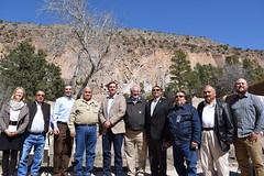 Bandelier National Park & Preserve Establishment Act Announcement, March 20, 2019