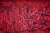 Diables rouges (Gerard Hermand) Tags: 1803092517 gerardhermand france paris canon eos5dmarkii formatpaysage mur wall art rue street streetart peinture paint bombe spray