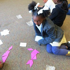 Terrific Tuesday – March Mathness (Birmingham Public Library (AL)) Tags: avondaleregionalbranchlibrary birminghampubliclibrary birmingham alabama libraries childrensprograms math puzzles