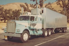 Kenworth W: Sam Tanksley #50 (PAcarhauler) Tags: truck trailer semi tractor kw pete mack
