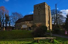 Photo of St Mary's Church, Brook