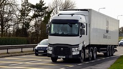 LK16 CPU (Martin's Online Photography) Tags: renault seriest sertes truck wagon lorry vehicle freight haulage commercial transport nikon nikond7200 a580 leigh lancashire