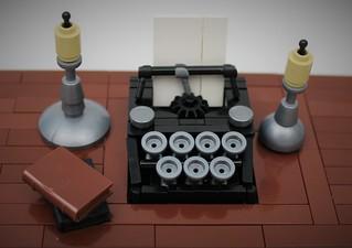 ABS Finale - Typewriter!