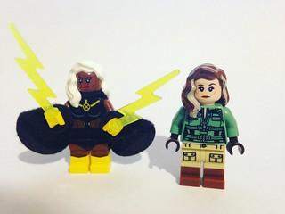 X-Heroines