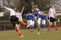 """HBC Voetbal • <a style=""""font-size:0.8em;"""" href=""""http://www.flickr.com/photos/151401055@N04/26095928247/"""" target=""""_blank"""">View on Flickr</a>"""