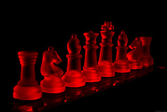 Red Army (MR. Romero) Tags: red army glass chess