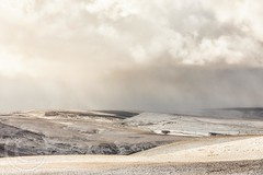 Snow on the hills-March 17th 2018 009 - Snow over Pule Hill (Mark Schofield @ JB Schofield) Tags: south pennines snow beast east vw armarok wessenden wessendenvalley wessendenhead westnab meltham marsden moors moorland pennineway ice road winter march canon eos 5dmk4 pulehill thenationaltrust showers huddersfield yorkshire