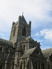 Cathédrale Christ Church (archipicture71) Tags: cathedrale cathedral dublin ireland irlande christ church eglise roman romanesque néoroman normand tombeau crypte tomb monument funéraire