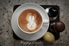 Happy Easter (Marko's_Art) Tags: easter ostern latteart cappuccino espresso kaffee coffee cup