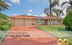 7 Parma Crescent, St Helens Park NSW