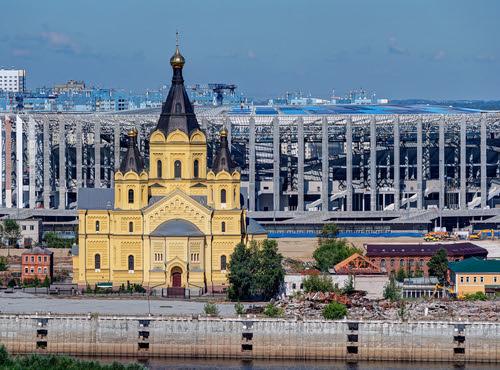 Nizhny Novgorod 7 ©  Alexxx Malev