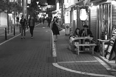 SWEET STREET DINING (ajpscs) Tags: ajpscs japan nippon 日本 japanese 東京 tokyo city people ニコン nikon d750 tokyostreetphotography streetphotography street seasonchange spring haru はる 春 2018 shitamachi night nightshot tokyonight nightphotography citylights tokyoinsomnia nightview monochromatic grayscale monokuro blackwhite blkwht bw blancoynegro urbannight blackandwhite monochrome alley othersideoftokyo strangers walksoflife omise 店 urban attheendoftheday urbanalley streetdining