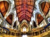The Roof is The Limit (RS400) Tags: ambleside church inside hdr wow cool wicked travel uk religon chairs colours colour low down tripod edit photomax photography