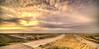 The two paths to the North Sea. (Alex-de-Haas) Tags: 11mm adobe d850 dutch hdr holland irix lightroom nederland nederlands netherlands nikon noordholland noordzee northsea petten pettenaanzee photomatix photomatixpro beach beachscape exposure hemel landscape landschap longexposure lucht sand sea skies sky strand sundown sunset wind winter zand zee zonsondergang