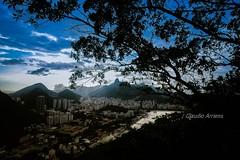 Rio de Janeiro (Claudio Arriens) Tags: riodejaneiro brasil landscape paisagem canoneos40d pãodeaçucar canonefs1018mmf4556isstm