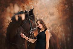 Horse love (Kristýna Kvapilová) Tags:
