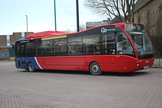 Arriva north east 9084 YJ64 DZM