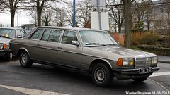 Mercedes V123 Lang 300D 1981 (XBXG) Tags: 300sd62 mercedes v123 lang 300d 1981 mercedesv123 w123 mb benz mercedesbenz 300 d diesel stretched long wheel base lwb mercedesw123 31ème salon champenois du véhicule de collection belles champenoises 2018 époque reims marne 51 grand est grandest champagne ardennes france frankrijk vintage old classic german car auto automobile voiture ancienne allemande deutsch vehicle outdoor