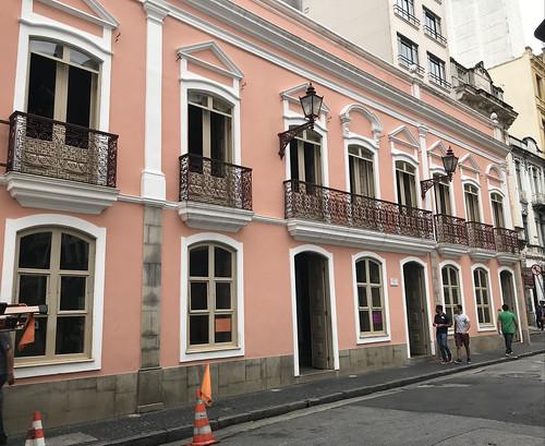 Solar da Marquesa de Santos, São Paulo downtown, Brasil.