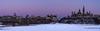 Capital City Panorama (xiaoping98) Tags: capital ottawa panorama pink sky hue snow skyline parliament alexandrabridge nationalartgallery chateaulaurier rideaucanel locks