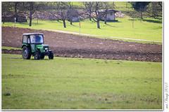 Landwirtschaft (Mr.Vamp) Tags: landwirtschaft traktor wiesen mrvamp