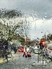IMG_5995 (Kathi Huidobro) Tags: weather texture london urban abstract obscured traffic streetscene rainydays rain