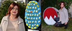 Fränkische Ostertraditionen III / Frankonian Easter Traditions III (Saskia U.) Tags: tgirl crossdresser draussen outdoor ostern easter