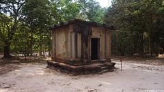 Prasat Sambor Group, Sambor Prei Kuk (Travolution360) Tags: cambodia sambor prei kuk prasat group ancient ruins khmer pre angkor wat travel brick forest