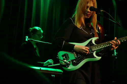 Mandy on keys & Julia @ POKiS, Płock, 06.04.2018