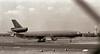 """27.5.1988 """"Tag der offenen Tür"""" Flughafen Berlin Tempelhof (rieblinga) Tags: berlin flughafen tempelhof tag der offenen tür 2751988 us air force kc10 tanker sw analog ilford hp5 zaun thf"""